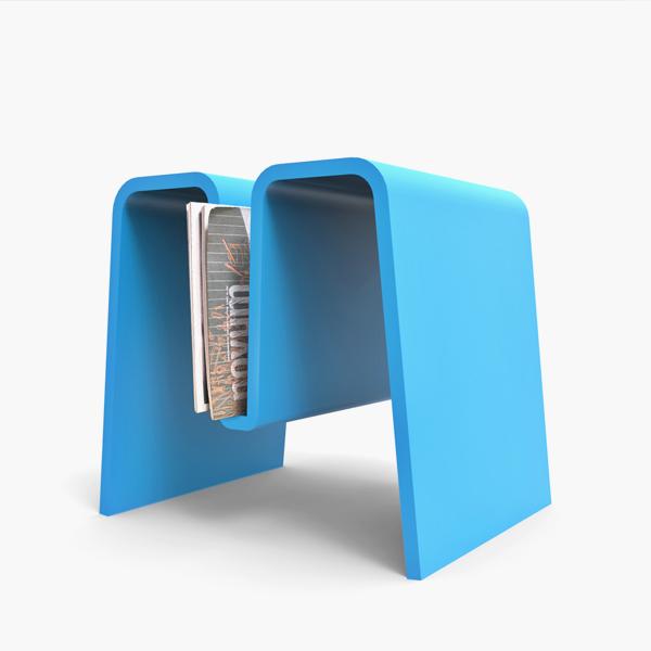 magazine-stool
