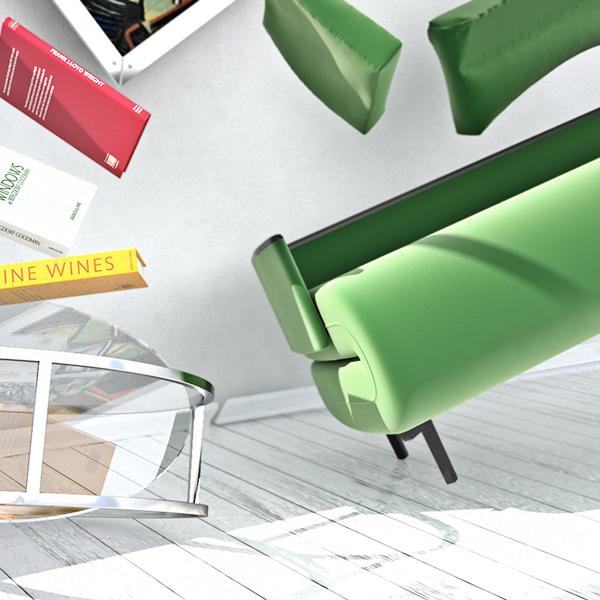 Sofa 3K Fly