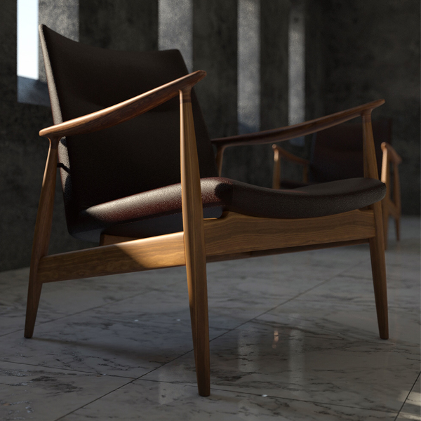 Chair CGI