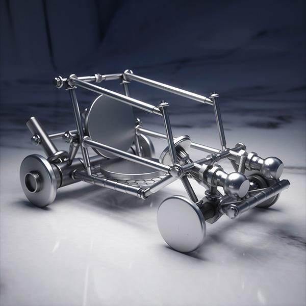 Screw Car Web