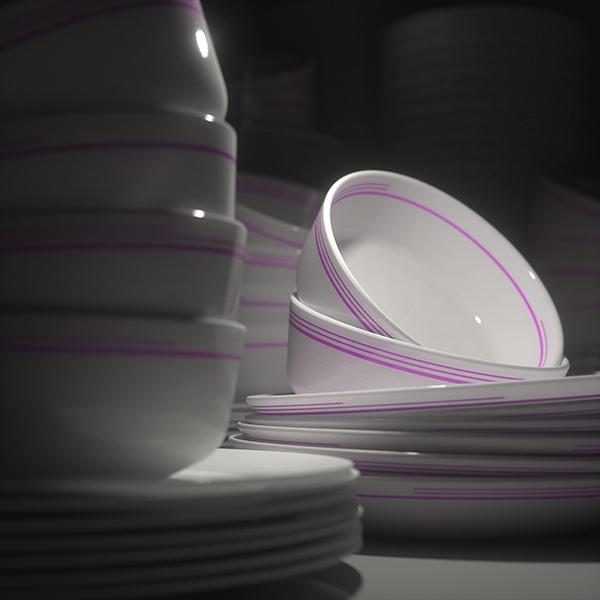 Plates CGI